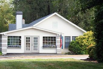 Our offices in Morganton, North Carolina